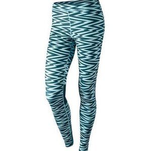 Nike ZigZag All Over Print Leggings